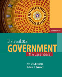state and local government 9781111341497 cengage