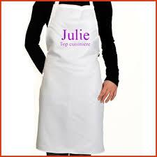 tablier cuisine personnalis pas cher tablier de cuisine personnalisé pas cher best of tablier