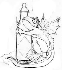 get your sketch blog tabasco baby dragon creation demo