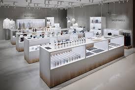 design shop backyard by n store by nendo yokohama japan retail design