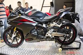 honda cbr 150r price in india honda cbr250rr launched in malaysia india launch uncertain