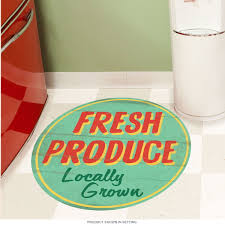 floor and decor address fresh produce locally grown farm floor graphic country kitchen