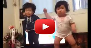Dancing Baby Meme - this chubby korean baby dancing is the cutest thing ever video