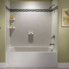tiled bathrooms ideas showers shower tub tile ideas simple plastic hook to towel black