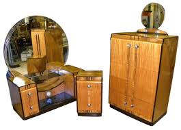 art deco bedroom suite circa 1930 for sale at 1stdibs art deco bedroom furniture sold art deco collection
