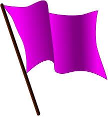White Flag Gif File Purple Flag Waving Svg Wikimedia Commons