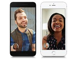 facetime iphone from android s facetime killer duo is now available for iphone and