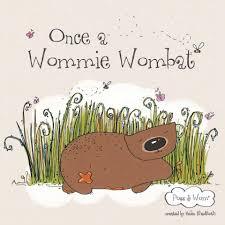 wommie wombat australian children u0027s picture book