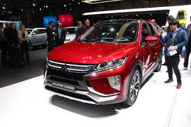 new mitsubishi eclipse mitsubishi eclipse cross debuts with sharp style autoguide com news