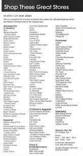 business directory listing u003e u003e tanger outlets the walk