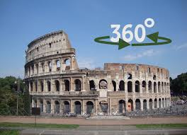 best way to see the colosseum rome 360皸 vr inside outside the colosseum rome italy
