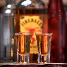 liqueur martini fireball cinnamon whisky tastes like heaven burns like hell