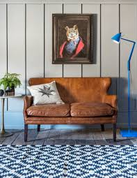 Vintage Leather Sofa Bed Distressed Vintage Leather Sofas U0026 Armchairs Rose U0026 Grey