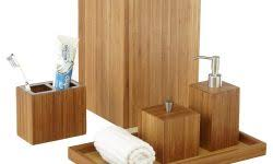 Bamboo Bathroom Accessories by Capiz Shell Bathroom Accessories Vanity Canity Sets Bathrrom