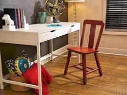 How To Choose Or Build The Perfect Desk For You by How To Strip And Repaint A Wood Chair How Tos Diy