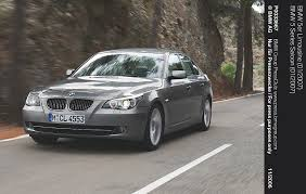 bmw 5 series e60 specs 2007 2008 2009 autoevolution