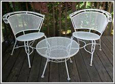 Mid Century Modern Outdoor Furniture Mid Century Outdoor Furniture Ebay