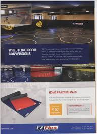 wrestling rooms u0026 custom mats fond du lac wisconsin wcw usa