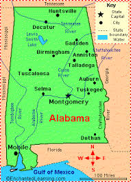 map of new york enchanted learning alabama facts map and state symbols enchantedlearning