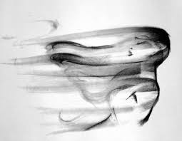 Color Of The Wind Exquisite Concept Art In Charcoal Of Pocahontas By Glen Keane From