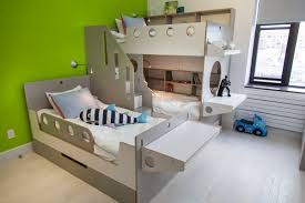 Bed Ideas by 8 Cool Kids Rooms Your Children Won U0027t Mind Sharing Custom Bunk