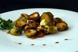 comment cuisiner des choux de bruxelles choux de bruxelles grillés et caramélisés au vinaigre balsamique