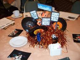 Centerpieces For Family Reunions Table by 66 Best Class Reunion Table Decorations Images On Pinterest