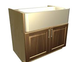 kitchen base cabinets for farmhouse sink 2 door farm sink base cabinet sink not included