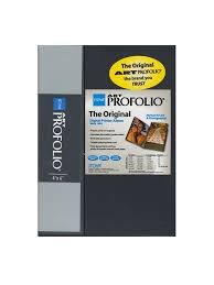 itoya art profolio storage display book misterart com