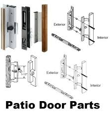 Patio Door Mortise Lock Replacement Sliding Glass Door Mortise Locks 2 Point Mortise Locks Sliding