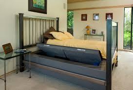 closet under bed queen bedbunker security safe