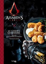 editer un livre de cuisine revue livre cuisine le codex culinaire assassin s creed aux