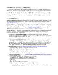 sample nursing student resume sample resume and free resume