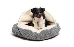 hamburger dog bed amazon com precious tails cozy corduroy round cave 25inch dog