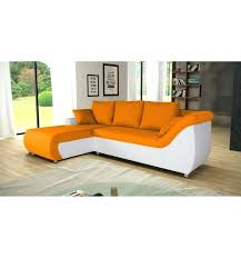 canape design blanc canape d angle orange canape d angle orange tobi canapac dangle