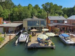 floating homes for sale in portland oregon portland oregon