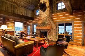 log cabin living room decor decoration cabin living room decor decorating ideas on log cabin