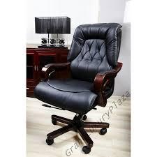 fauteuil bureau confort trendy siege bureau confortable fauteuil pivotant de en cuir makler