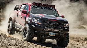 chevy baja truck street legal hell yeah the chevy colorado zr2 is going off road racing