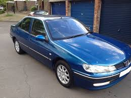 peugeot 406 rappier petrol engine big switch e7 finished in