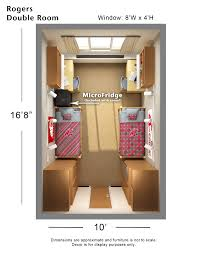 dorm room floor plans rogers at wsu