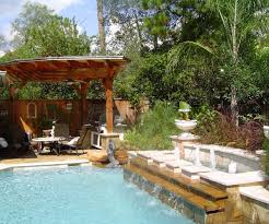 backyard landscape design images in salient image small backyard