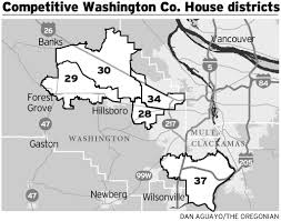 Beaverton Oregon Map by Washington County Oregon U0027s Economic Powerhouse Could Hold Keys