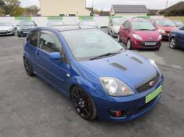 used ford fiesta st for sale motors co uk