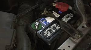 2009 honda civic lx battery tutorial change battery on 2004 honda civic