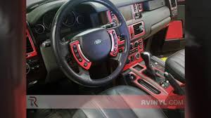 Rdash Land Rover Range Rover Dash Kits Youtube
