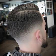 nape of neck haircuts men the best neckline haircuts blocked rounded tapered men s