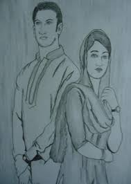 romantic couple pencil sketches archives pencil drawing collection