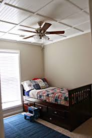 Menards Bed Frame Fan Wood Bed Frame With Decorative Bedding And Ceiling Fans