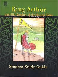 king arthur literature student study guide 035353 details